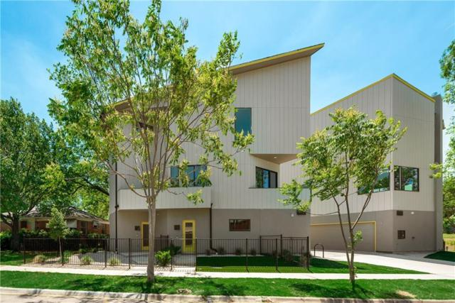 2630 Calvin Street #103, Dallas, TX 75204 (MLS #13834348) :: Magnolia Realty