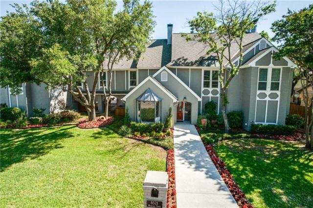 8521 Woodlake Circle, Fort Worth, TX 76179 (MLS #13834353) :: Magnolia Realty