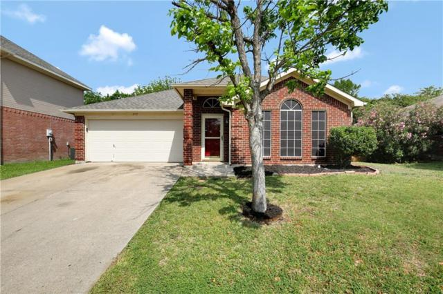 6715 Shoal Creek Drive, Arlington, TX 76001 (MLS #13834532) :: RE/MAX Landmark