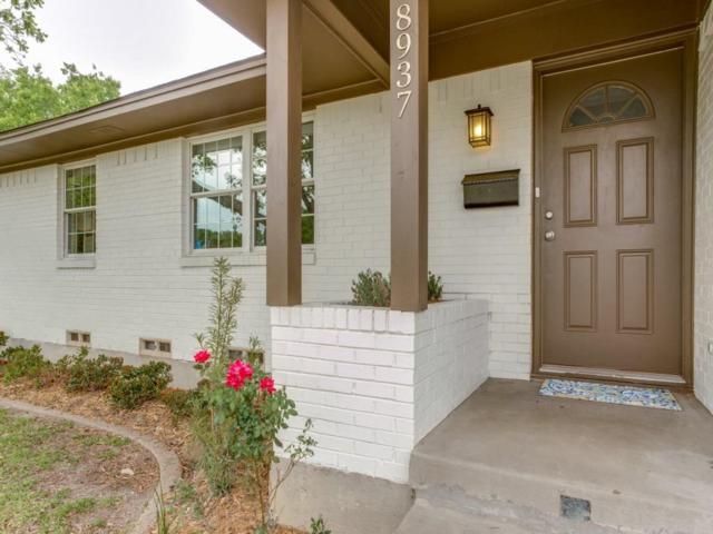 8937 Stanwood Drive, Dallas, TX 75228 (MLS #13834643) :: Century 21 Judge Fite Company