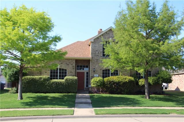 1425 Stillforest Drive, Allen, TX 75002 (MLS #13834789) :: RE/MAX Town & Country