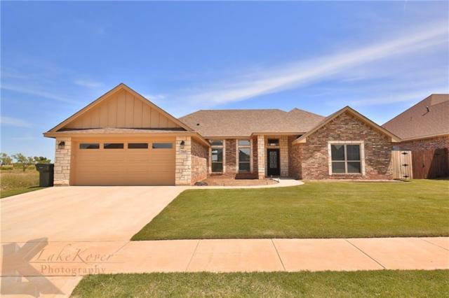 7313 Tuscany Drive, Abilene, TX 79606 (MLS #13834917) :: Team Hodnett