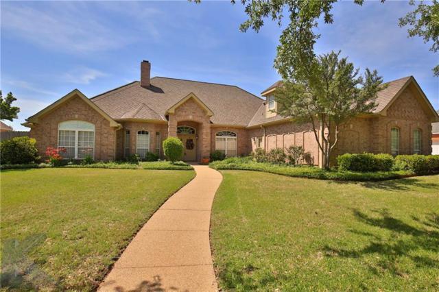2333 Wyndham Court, Abilene, TX 79606 (MLS #13835118) :: Team Hodnett