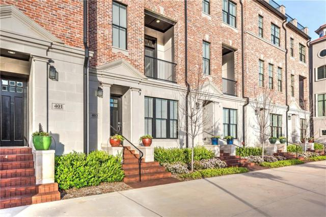 403 N Henderson Street, Fort Worth, TX 76102 (MLS #13835277) :: The Mitchell Group