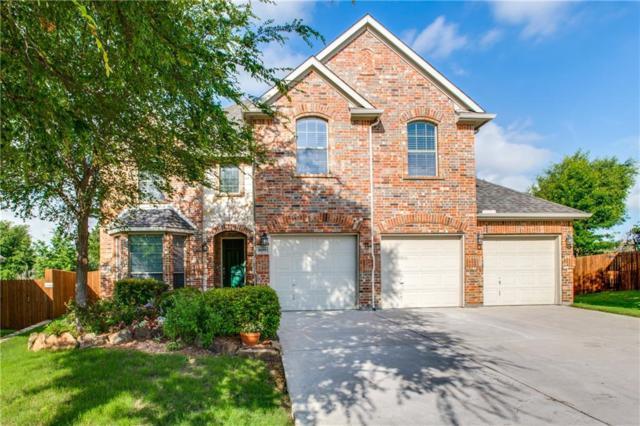 909 Hidden Springs Court, Mckinney, TX 75071 (MLS #13835287) :: Coldwell Banker Residential Brokerage
