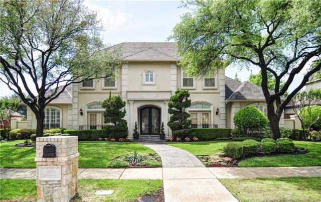 2605 Chambers Lane, Plano, TX 75093 (MLS #13835491) :: Team Hodnett