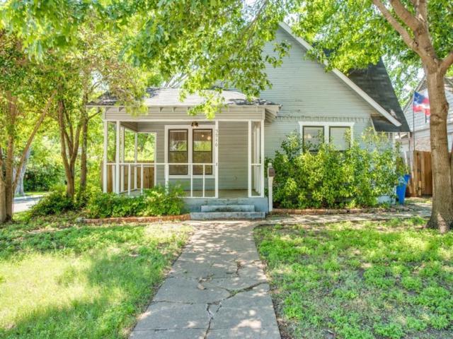 5946 Llano Avenue, Dallas, TX 75206 (MLS #13836007) :: RE/MAX Pinnacle Group REALTORS