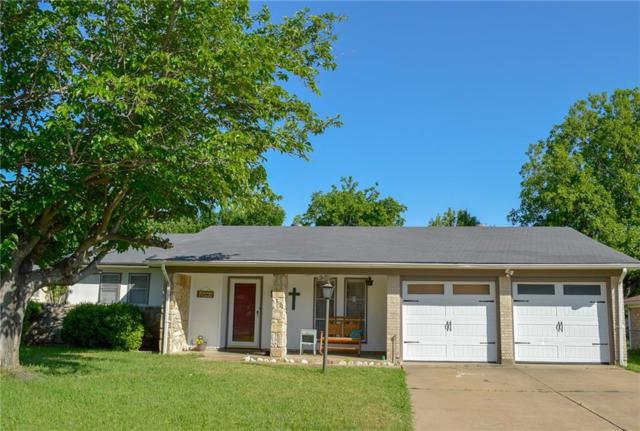 220 Amy Street, Burleson, TX 76028 (MLS #13836008) :: Fort Worth Property Group