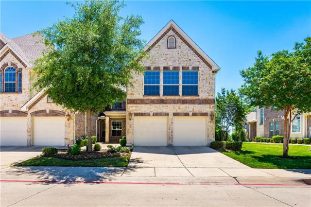 220 Milan Street #605, Lewisville, TX 75067 (MLS #13836029) :: Baldree Home Team