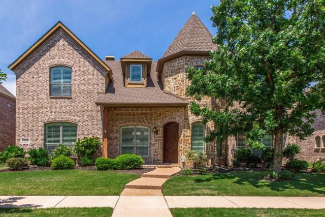 2736 Clearfield Lane, Frisco, TX 75034 (MLS #13836049) :: Team Hodnett