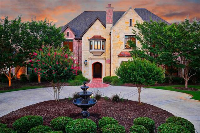 1602 Creekwood Court, Westlake, TX 76262 (MLS #13836062) :: Team Hodnett