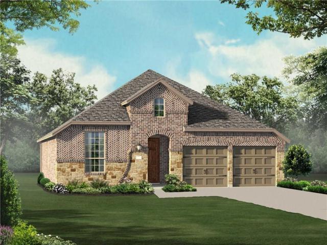 1580 Star Creek Drive, Prosper, TX 75078 (MLS #13836238) :: Team Hodnett
