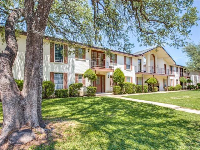4016 Ridglea Country Club Drive #504, Fort Worth, TX 76126 (MLS #13836319) :: Magnolia Realty