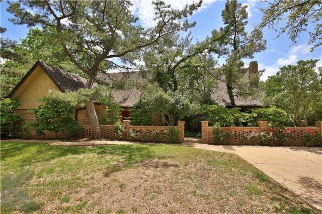 1950 Willow Drive, Abilene, TX 79602 (MLS #13836357) :: The Tonya Harbin Team