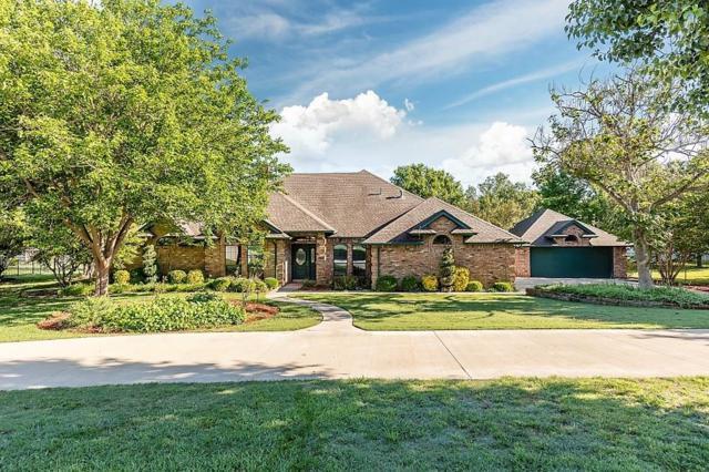 3121 Cimmarron Road, Weatherford, TX 76087 (MLS #13836369) :: Team Hodnett