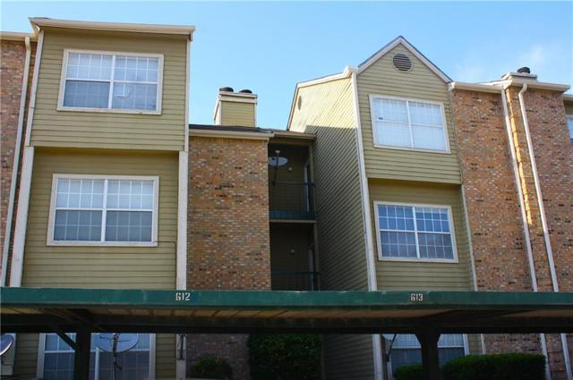 4113 Esters Road #611, Irving, TX 75038 (MLS #13836848) :: Magnolia Realty