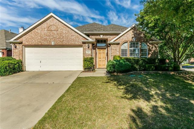 7867 Park Falls Court, Fort Worth, TX 76137 (MLS #13836882) :: The Rhodes Team