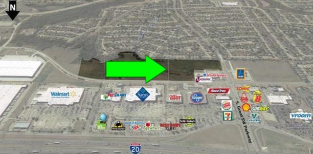 1.5 AC Bardin & Great Sw Pkwy, Grand Prairie, TX 75052 (MLS #13837331) :: Team Hodnett