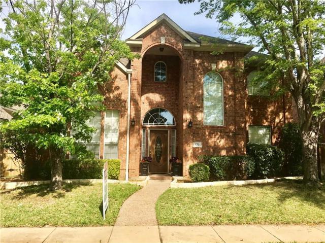 570 Cheshire Drive, Coppell, TX 75019 (MLS #13837507) :: Century 21 Judge Fite Company