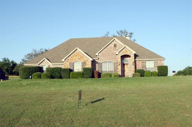 109 Crossing Point Drive, Weatherford, TX 76088 (MLS #13837576) :: Team Hodnett