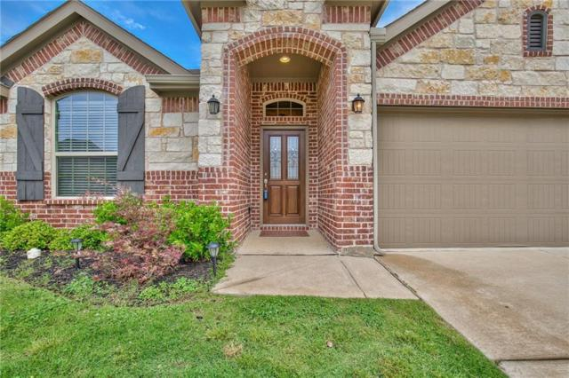 16621 Amistad Avenue, Prosper, TX 75078 (MLS #13837613) :: RE/MAX Pinnacle Group REALTORS