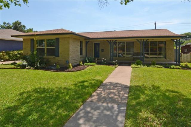 609 Kirkwood Drive, Dallas, TX 75218 (MLS #13837643) :: Team Hodnett