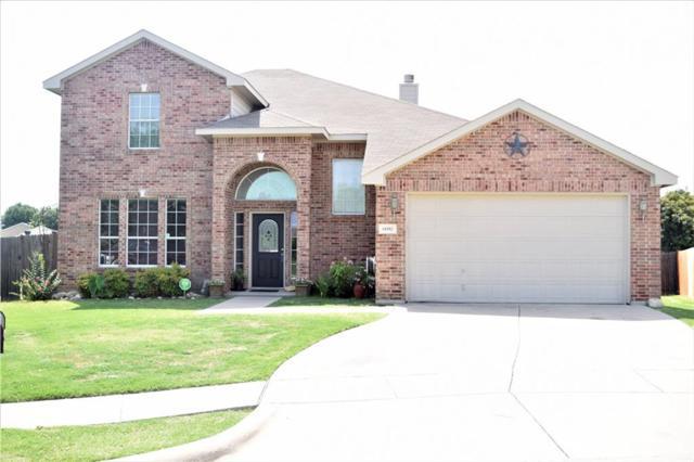 10352 Trevino Lane, Benbrook, TX 76126 (MLS #13837687) :: RE/MAX Landmark