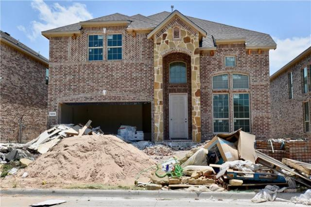 1213 Yarrow Street, Little Elm, TX 75068 (MLS #13837701) :: The Chad Smith Team
