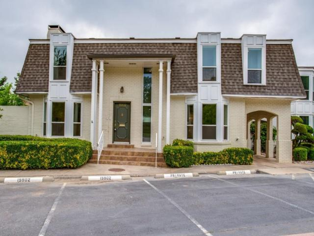 15902 Coolwood Drive #1050, Dallas, TX 75248 (MLS #13837741) :: Baldree Home Team