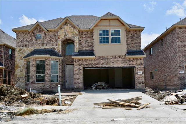 1209 Yarrow Street, Little Elm, TX 75068 (MLS #13837796) :: The Chad Smith Team