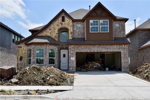 1225 Yarrow Street, Little Elm, TX 75068 (MLS #13837835) :: The Chad Smith Team