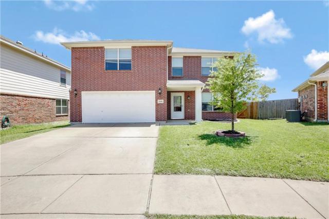 10408 Wooded Court, Fort Worth, TX 76244 (MLS #13837955) :: Team Hodnett