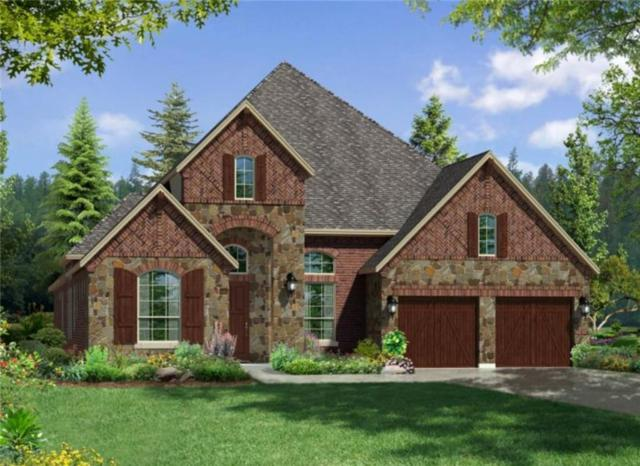 2016 Barley Place Drive, Allen, TX 75013 (MLS #13838174) :: RE/MAX Town & Country