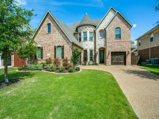 1518 Riverdale Drive, Allen, TX 75013 (MLS #13838181) :: RE/MAX Town & Country