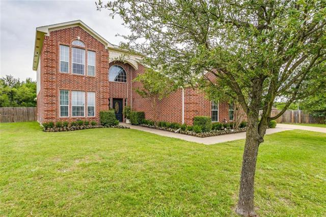 108 Meadow Glen Court, Aledo, TX 76008 (MLS #13838246) :: The Mitchell Group