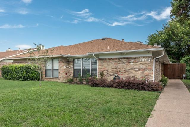 3025 Allister Street, Dallas, TX 75229 (MLS #13838375) :: The Rhodes Team