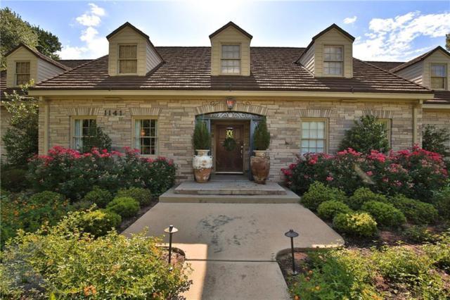 1141 S Leggett Drive, Abilene, TX 79605 (MLS #13838450) :: The Paula Jones Team | RE/MAX of Abilene