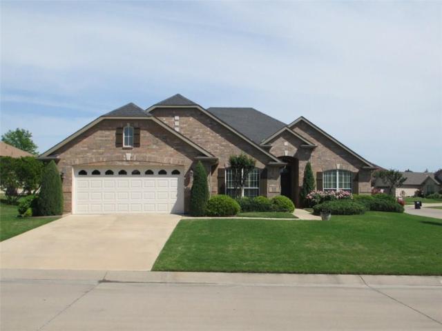 9621 Crestridge Court, Denton, TX 76207 (MLS #13838495) :: Team Hodnett