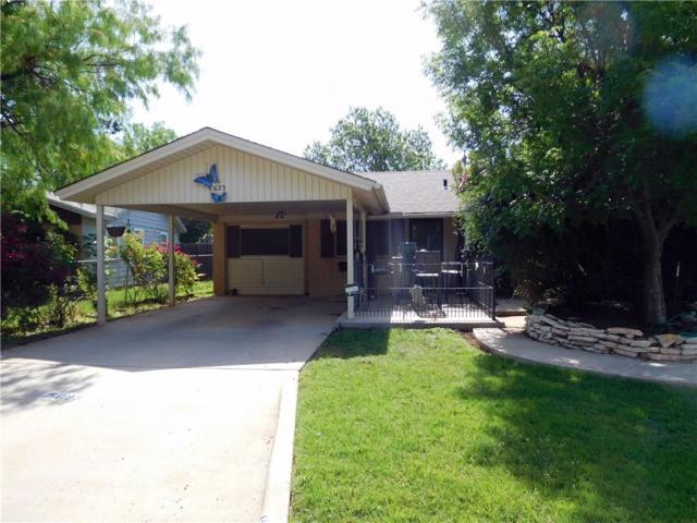 625 S Bowie Drive, Abilene, TX 79605 (MLS #13838645) :: Kimberly Davis & Associates