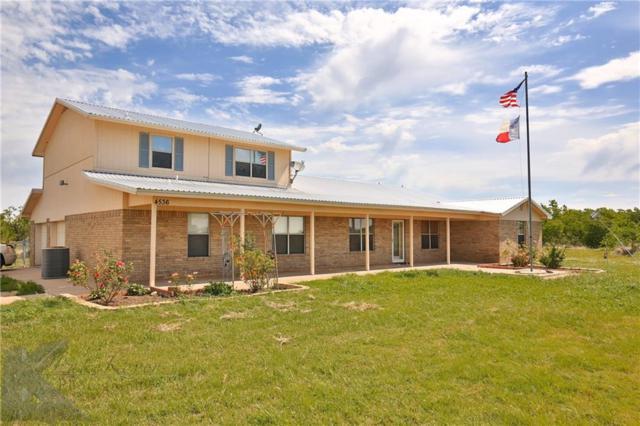 4536 Iberis Road, Abilene, TX 79606 (MLS #13838646) :: Team Hodnett