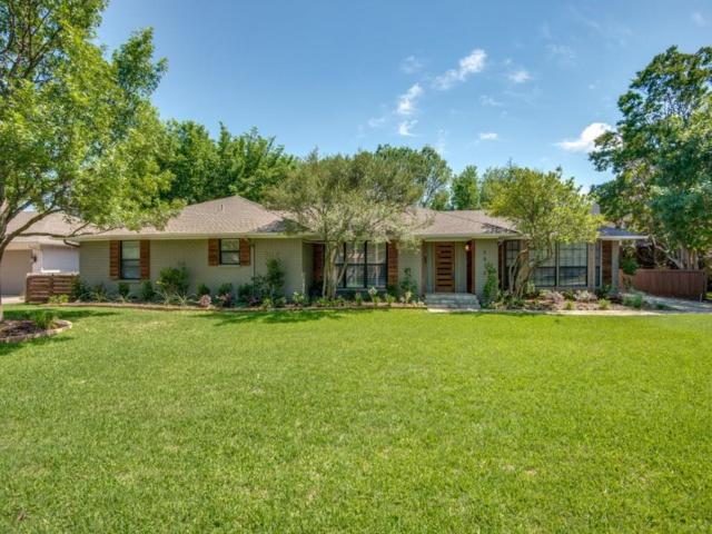 5812 Preston Haven Drive, Dallas, TX 75230 (MLS #13838965) :: Team Hodnett