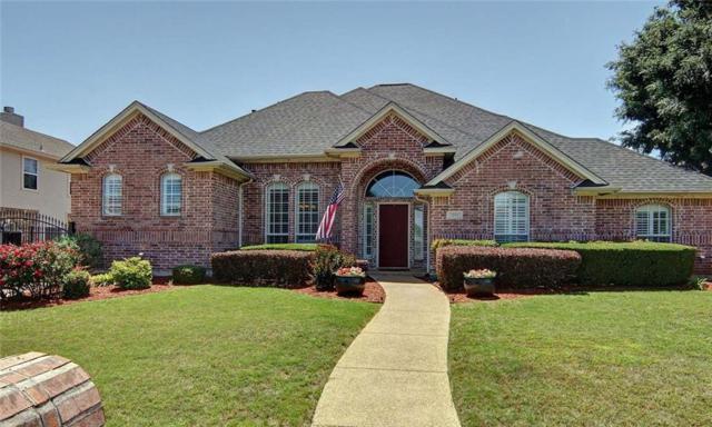 1711 Fairfax Drive, Mansfield, TX 76063 (MLS #13839064) :: The Rhodes Team