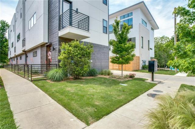 5914 Lindell Avenue #400, Dallas, TX 75206 (MLS #13839097) :: The Real Estate Station