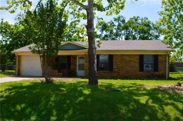 1015 W Park Drive, Wills Point, TX 75169 (MLS #13839108) :: Baldree Home Team