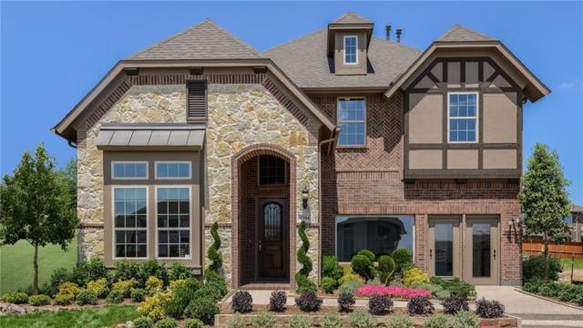 1804 Goliad Way, Argyle, TX 76226 (MLS #13839127) :: The Real Estate Station