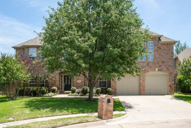 2704 Parkhaven Drive, Flower Mound, TX 75022 (MLS #13839220) :: The Rhodes Team