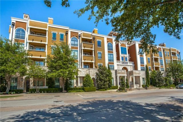 8616 Turtle Creek Boulevard #304, Dallas, TX 75225 (MLS #13839493) :: Magnolia Realty