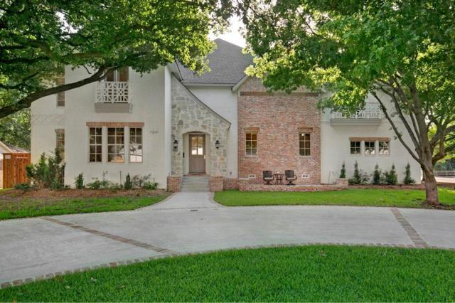 11241 Rosser Road, Dallas, TX 75229 (MLS #13839537) :: Team Tiller