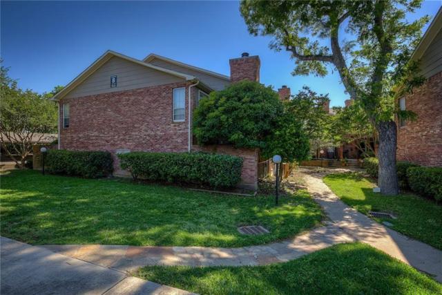 7510 Holly Hill Drive #126, Dallas, TX 75231 (MLS #13839549) :: Baldree Home Team
