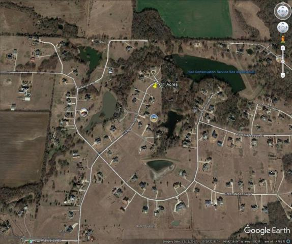Lot183 Hidden Lakes Blvd, Gunter, TX 75058 (MLS #13839555) :: RE/MAX Performance Group